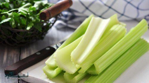 خواص درمانی گیاه کرفس