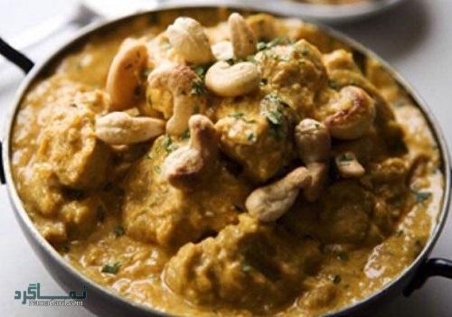 نکات تکمیلی در مورد خورشت مرغ هندی با ماست