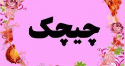 معنی اسم چیچک – نام چیچک – زیباترین اسم های دخترانه ترکی