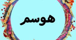 معنی اسم هوسم – نام هوسم – زیبا ترین نام های پسرانه مازندرانی