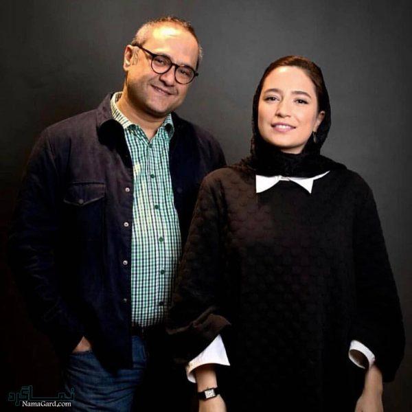 عکس رامبد جوان و همسرش نگار جواهریان