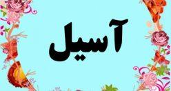 معنی اسم آسیل – معنی آسیل – نام پسرانه ترکی