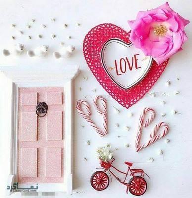 عکس پروفایل قلب عاشقانه