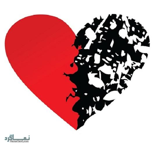 عکس پروفایل قلب زیبا