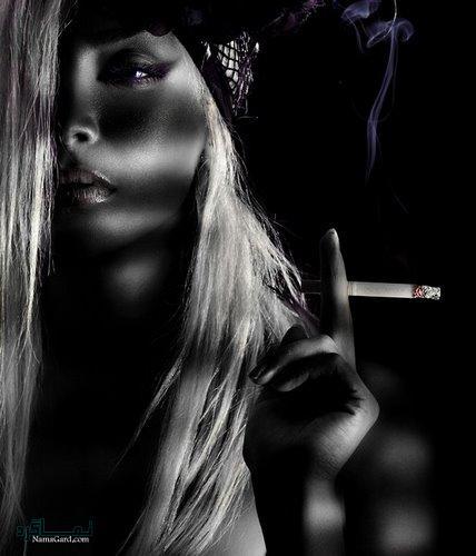 عکس پروفایل سیگار خاص