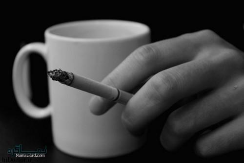 عکس سیگار پروفایل شیک