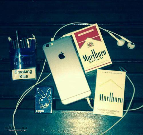عکس سیگار پروفایل جدید