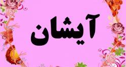 معنی اسم آیشان – نام آیشان – زیباترین اسم های دخترانه ترکی