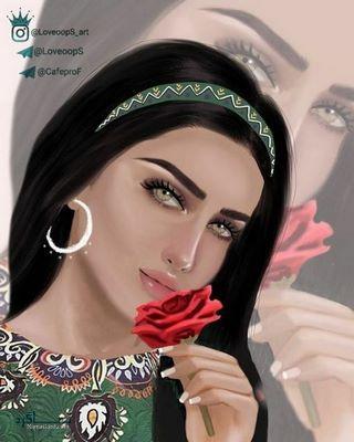 عکس عروسکی جذاب و زیبا دخترانه