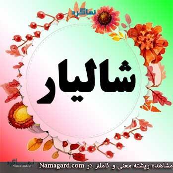 معنی اسم شالیار - نام شالیار - اسمهای کردی پسرانه