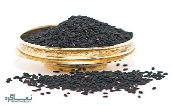 خواص سیاه دانه|50 خاصیت درمانی سیاه دانه برای زیبایی