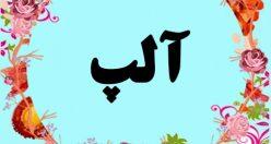 معنی اسم آلپ – معنی آلپ – نام پسرانه ترکی