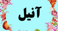 معنی اسم آنیل – معنی آنیل – نام پسرانه ترکی