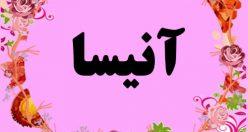معنی اسم آنیسا – نام آنیسا – زیباترین اسم های دخترانه ترکی