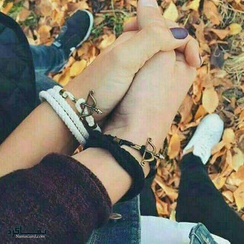 عکس پروفایل عاشقانه دست