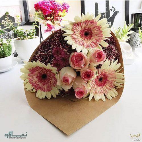 عکس پروفایل گل عاشقانه شیک