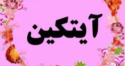 معنی اسم آیتکین – نام آیتکین – زیباترین اسم های دخترانه ترکی