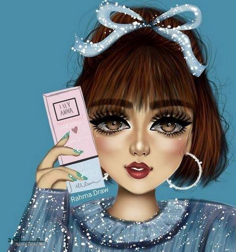 عکس پروفایل فانتزی دخترونه جدید