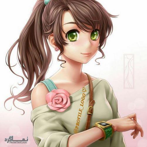 عکس پروفایل فانتزی دخترونه متفاوت