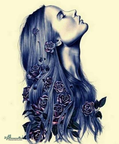 عکس پروفایل فانتزی دخترونه