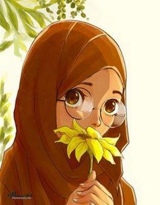 عکس دختر چادری متفاوت