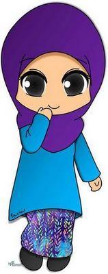 عکس دخترونه حجابی متفاوت