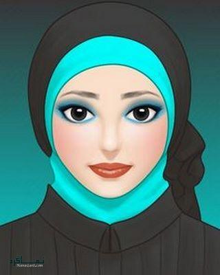 عکس  دخترونه حجابی شیک