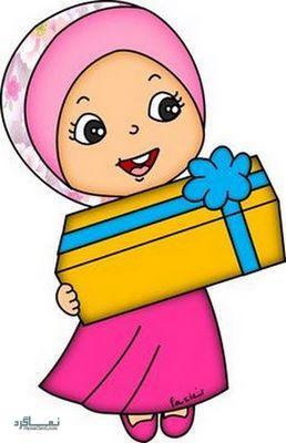 عکس دخترونه حجابی جدید2020