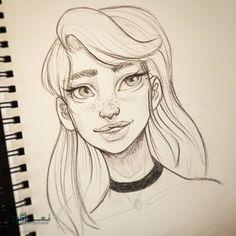 عکس پروفایل دخترونه نقاشی شیک