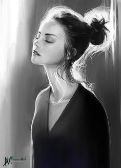 گلچین بهترین عکس پروفایل نقاشی شده دخترانه خاص