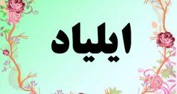 معنی اسم ایلیاد – معنی ایلیاد – نام پسرانه فارسی