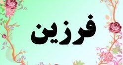 معنی اسم فرزین – معنی فرزین – نام پسرانه زیبای فارسی