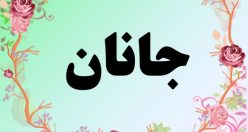 معنی اسم جانان – معنی جانانه – نام  زیبای دخترانه فارسی