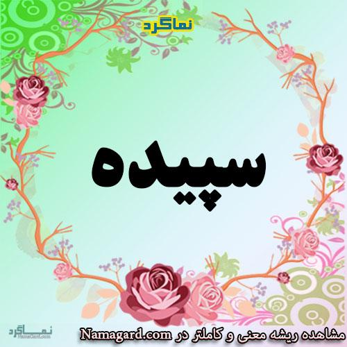 معنی اسم سپیده – معنی سپیده – نام زیبای دخترانه فارسی