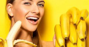 ۳۳ خاصیت شگفت انگیز موز برای پوست، مو و سلامتی