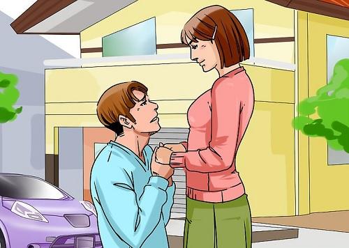 چگونه یک معذرت خواهی بینظیر از یک دختر داشته باشیم؟