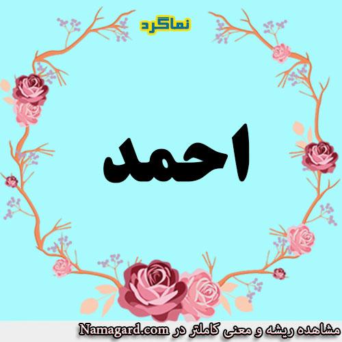 معنی اسم احمد  – معنی احمد – نام زیبای پسرانه عربی