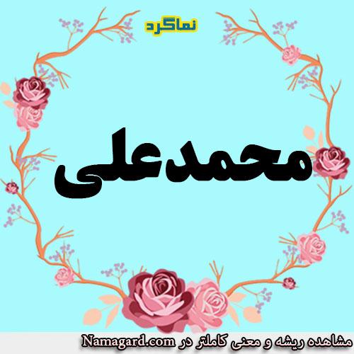 معنی اسم محمدعلی – معنی محمدعلی – نام زیبای پسرانه عربی