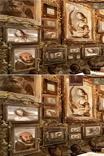 2 تست هوش تصویری اختلاف تصویری باحال (11) - تست 1