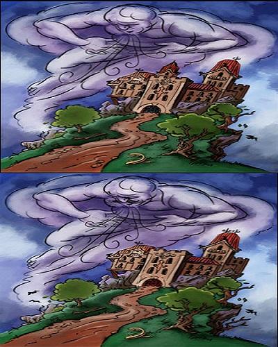 ۲ تست هوش تصویری حدس اختلاف بین تصاویر (۱۳) + با جواب