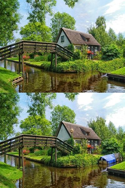 2 تست هوش تفاوت تصویری جذاب! (شماره 4)، عکس شماره 2