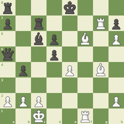 معمای جذاب حرکت شطرنج برای شطرنج بازها + همراه با جواب