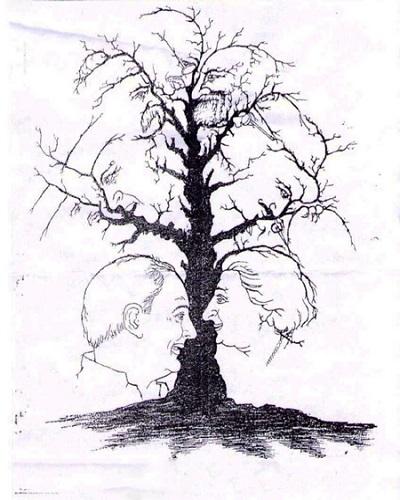 ۲ تست هوش تصویری سخت تشخیص چهره + جواب
