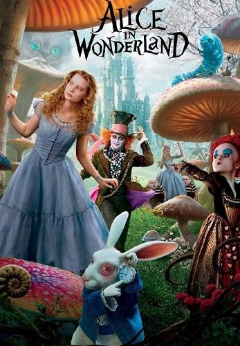 دوبله فارسی فیلم آلیس در سرزمین عجایب Alice in Wonderland 2010