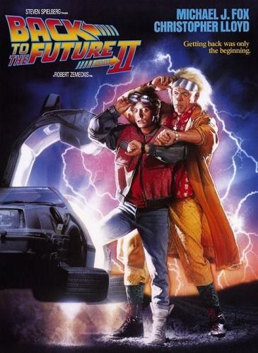 دوبله فارسی فیلم بازگشت به آینده 2 Back to the Future Part 2 1989