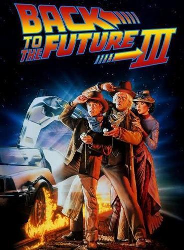 دوبله فارسی فیلم بازگشت به آینده 3 Back to the Future Part 3 1990