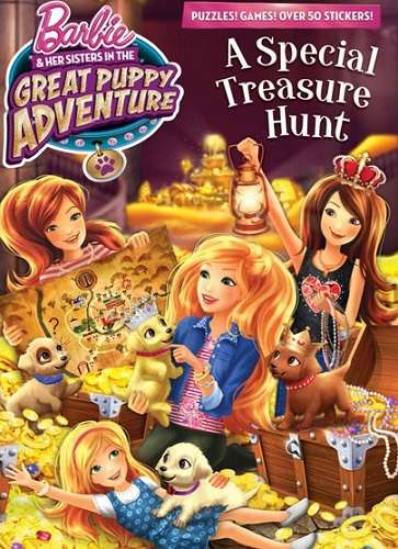 دانلود انیمیشن ۲۰۱۵ Barbie Her Sisters in the Great Puppy Adventure