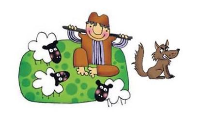 معمای چوپان و پل و گرگ و گوسفند خیلی جالب