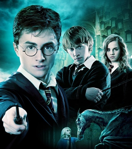 دوبله فارسی فیلم Harry Potter and the Order of the Phoenix 2007