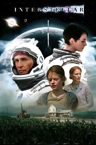 دانلود دوبله فارسی فیلم سینمایی میان ستاره ای Interstellar 2014
